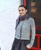 Ravelry: Neighborhood Cardigan pattern by Nancy Eiseman