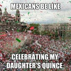 Bwahahaha right! Everybody AND they mama be there!