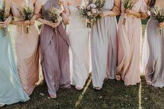 This Backyard New Brunswick Wedding was Whimsical in White