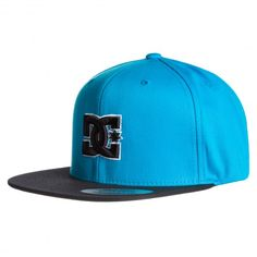 DC Shoes Snappy Snapback blue