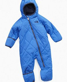 This is awesome! North Face Baby Bunting