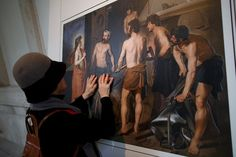The Prado Museum Creates the First Art Exhibition for the Visually Impaired, Using 3D Printing