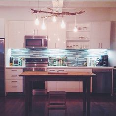 Claire marshall's kitchen
