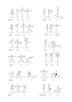 Dumbbell | Cziberéné Nohel Gizella, Hézsőné Böröcz Andrea: Teaching methods and collection of gymnastic practices