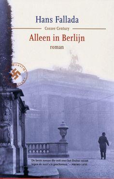 MIJN BOEKENKAST: Hans Fallada - Alleen in Berlijn