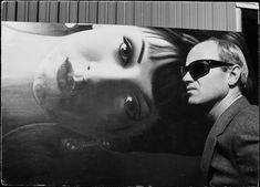 James Rosenquist, 1964 by Dennis Hopper