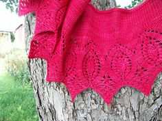 Ravelry: New Moon Shawl pattern by Anita Grahn
