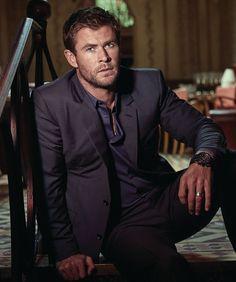 Chris Hemsworth - Modern Luxury