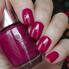 Opi infinite shine berry on forever