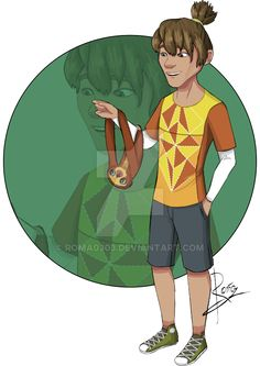 DreamWorks University - Guy by Roma0303.deviantart.com on @DeviantArt