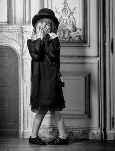 L'Officiel Enfant Editorial