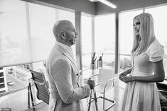 Ivanka Trump pays surprise visit to Pitbull's 'incredible' charter school in Miami ahead of rally | Daily Mail Online