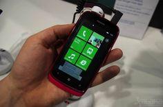 Nokia Lumia 610, primeras impresiones en vídeo