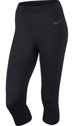 NWT Nike Pro HYPERCOOL Compression Athletic Capri Pants - BLACK - Small  #NIKEPRO #CompressionPantsCapriAthletic