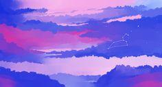 "star-plasma: "" ♌ Leo // The fith sign "" Wallpaper Dekstop, Cute Desktop Wallpaper, Macbook Wallpaper, Aesthetic Desktop Wallpaper, Computer Wallpaper, Aesthetic Backgrounds, Desktop Wallpapers, Black And Blue Wallpaper, Purple Wallpaper"