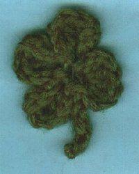 Four Leaf Clover Pin
