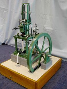 Toys, Hobbies Powered Toys Helpful Wilesco 0005 Kit Steam Engine D 5