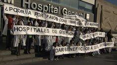 Nuevas huelgas contra la privatización sanitaria | Hora Punta http://www.horapunta.com/noticia/6923/MADRID/Nuevas-huelgas-contra-la-privatizacion-sanitaria.html