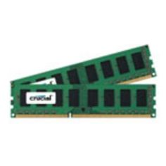Crucial 4GB Kit DDR3 1333 MT/s CL9 Udimm 240pin - Memoria - CT2KIT25664BA1339