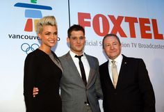 Michael Buble - Michael Buble Announced As Winter Olympics Ambassador
