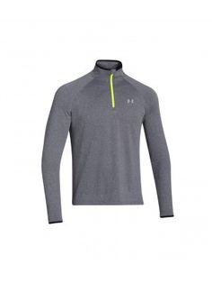 Under Armour: Hg flyweight run 1/4 zip blackpanama