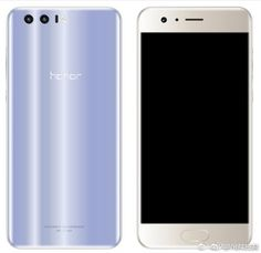 Alleged Honor 9 makes a second appearance with another paint job