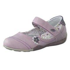 Puccetti Spangenballerina Mädchen lila #girl #shoes