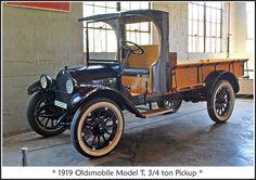 1919 Oldsmobile Model T