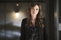 """The Flash -- """"The Race of His Life"""" -- Image: FLA223a_0069b.jpg -- Pictured: Danielle Panabaker as Caitlin Snow -- Photo: Katie Yu/The CW -- © 2016 The CW Network, LLC. All rights reserved."""