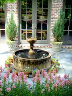 McDaniel Land Designs - Portfolio Garden Accessories, Portfolio Design, Fountain, Outdoor Decor, Home Decor, Portfolio Design Layouts, Decoration Home, Room Decor, Water Fountains