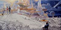 A Look at the Progress City Model- Then andNow - Imagineering Disney -