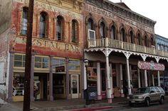 Visit Virginia City Historic District, Virginia City, Nevada - Bucket List Dream from TripBucket