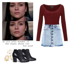 Alex Jones new years eve outfit - spn / supernatural by shadyannon on Polyvore featuring polyvore fashion style Miss Selfridge Boohoo Giuseppe Zanotti clothing