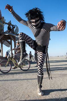 Burning Man 2012 | The Costumes | Curious Josh | Purevolume – Festivals