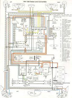 1973 super beetle wiring diagram 1973 super beetle fuse wiring1968 69 beetle wiring diagram (usa) thegoldenbug com baja bug,