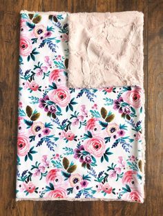 Excited to share the latest addition to my #etsy shop: Floral Baby Blanket, Pink Baby Blanket, Baby Girl Minky Blanket, Floral Lovey, Boho Vintage Blanket, Security Blanket, Baby Shower Gift #housewares #bohofloralblanket #babyblanket #floralbabyblanket #pinkbabyblanket #minkyblanket #babyshowergift #cominghomeblanket #babygirlblanket Pink Baby Blanket, Baby Girl Blankets, Minky Blanket, Baby Wallpaper, Boho Vintage, Diy Bebe, Vintage Blanket, Security Blanket, Trendy Baby