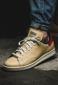 innovative design cd13a a6aa9 The Fourness x Adidas Stan Smith Pale Nude (1)  Clothing  Pinterest   Adidas, Adidas stan smith and Sneakers
