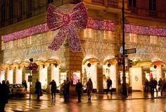 Vienna, Austria - Christmas                         (Store)