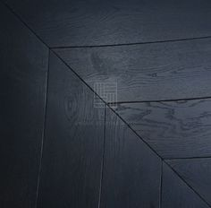 Ebony perfect geometry deep fired engineered oak chevron parquet wood flooring delivery Worldwide, available in Solid and Engineered wood platforms. Parquet Flooring, Wooden Flooring, Laminate Flooring, Hardwood Floors, Black Floorboards, Black Wooden Floor, Black Chevron, Engineered Wood, Rustic
