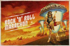 Rock n' Roll Marathon —Struck