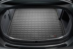 WeatherTech Cargo Liners in gray Custom Fit Cargo Liner by WeatherTech