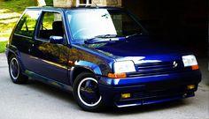 Renault 5 GT Turbo Raider - Renault Sport