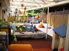 Outdoor Child Room Lighting