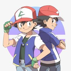 Ash Ketchum: different style, same age, never grows older
