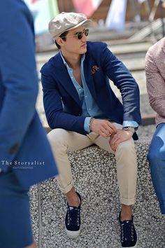 Pitti Uomo 90 - Day 2 Photo by : The Storyalist | MenStyle1- Men's Style Blog