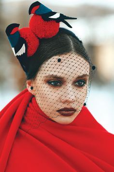 Some contemporary make up we love, the hat is cute as well                                                                                                                                                                                                                                                                                               18 repins                                                                                                             2 likes