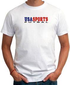 Usa Sports Futsal T-Shirt