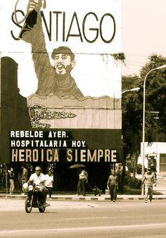 #travel | #cuba | Plaza Antonio Maceo Grajales - Santiago de Cuba
