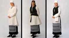 Ajatus Leena Stenbergin ja Pertti Vuoren kirjasta syntyi, kun opetusministeriö päätti 1980-luvun alussa, että joutsenolainen kansannaisen vanha juhlapuku edustaa parhaiten Suomen vanhan kansan pukeutumista.