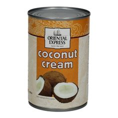 Coconut Cream, Coffee Cans, Canning, Food, Essen, Meals, Home Canning, Yemek, Eten